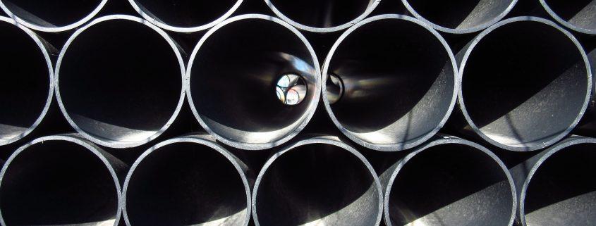 Couper tuyau PVC