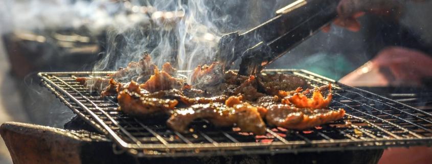 Barbecue en béton cellulaire